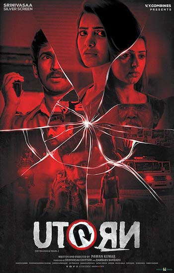 U Turn 2018 UNCUT Dual Audio Hindi 720p HDRip 1.1GB