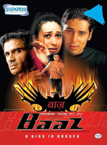 Baaz A Bird In Danger 2003 Hindi 720p HDRip 1.2GB