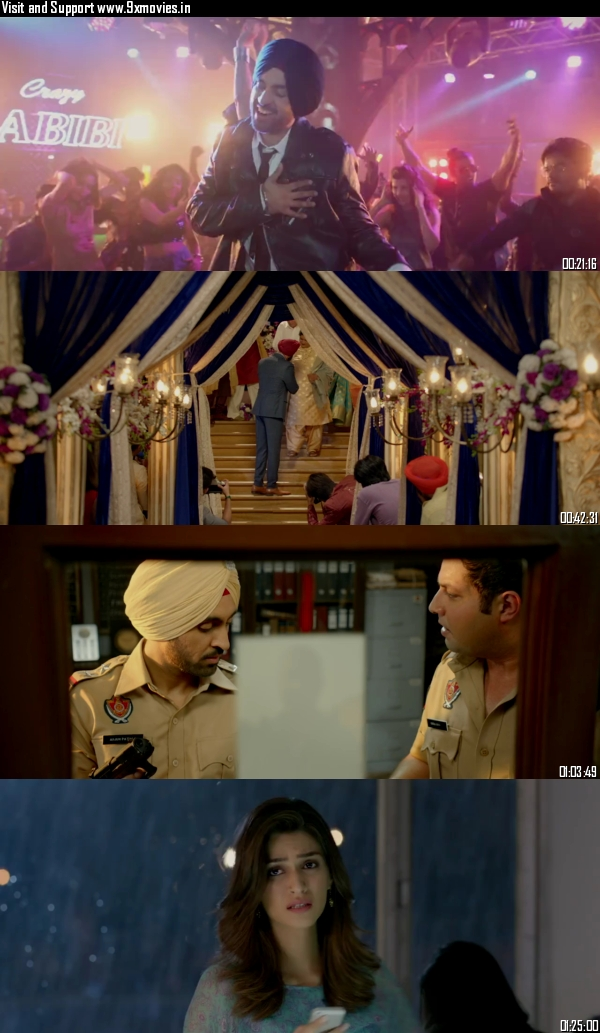 Arjun Patiala 2019 Hindi 720p WEB-DL 850MB