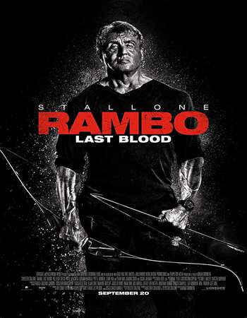 Rambo Last Blood 2019 Hindi Dual Audio 450MB HC HDRip 720p ESubs HEVC