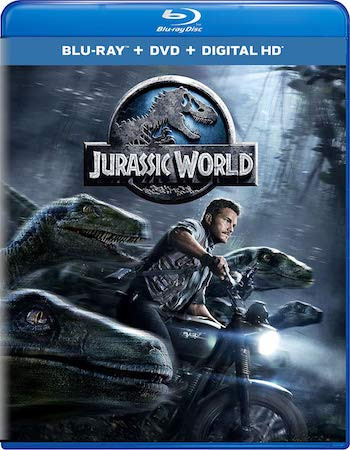 Jurassic World 2015 Dual Audio ORG Hindi 720p BluRay 1GB