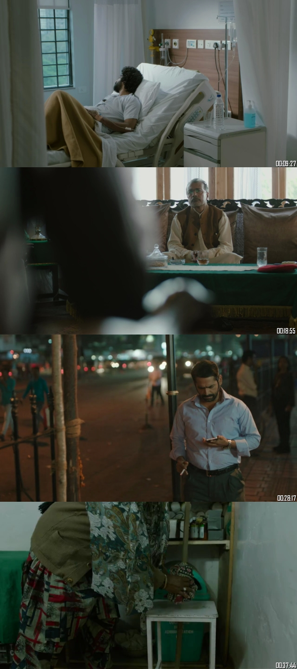 The Family Man 2019 S01 Hindi WEB Series Complete 720p 480p WEB-DL