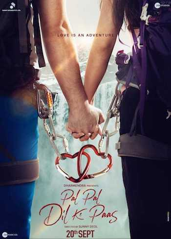 Pal Pal Dil Ke Paas 2019 Hindi Full Movie Download