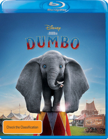 Dumbo 2019 Dual Audio ORG Hindi 720p BluRay 950mb