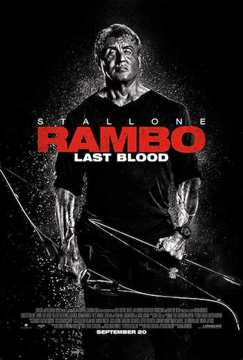 Rambo Last Blood 2019 English 480p HC HDRip 280MB ESubs
