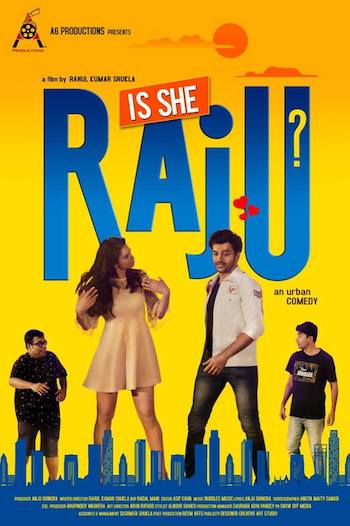 Is She Raju 2019 Hindi 720p HDTV 850mb