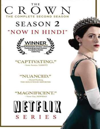 The Crown S02 Complete Hindi Dual Audio 720p Web-DL MSubs