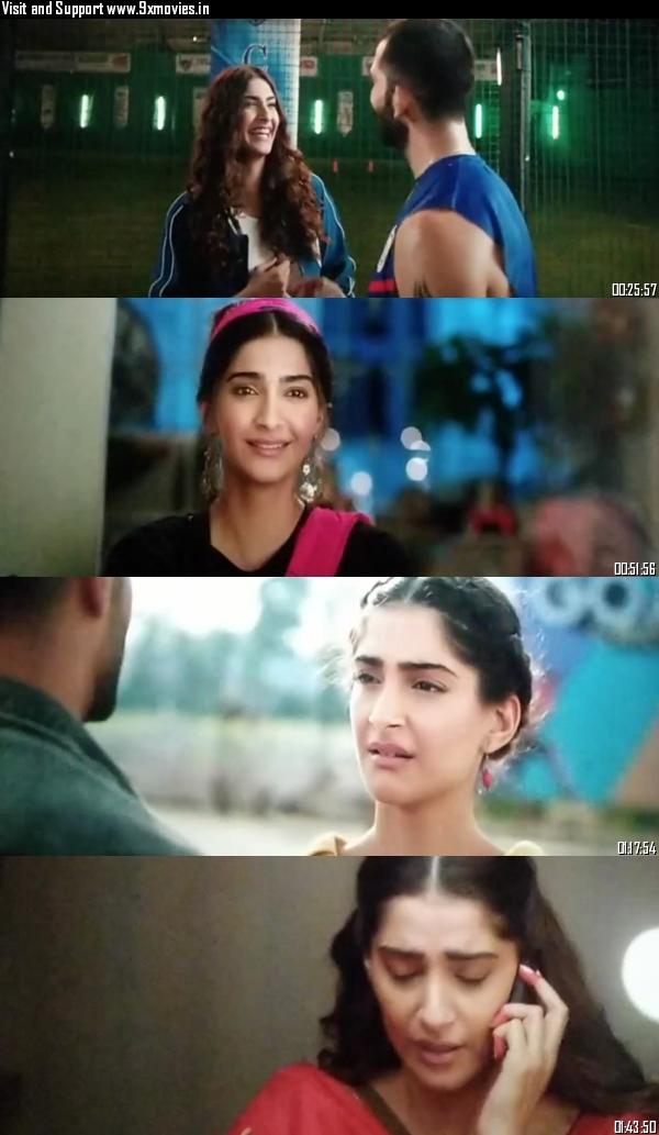 The Zoya Factor 2019 Hindi 720p 480p pDVDRip