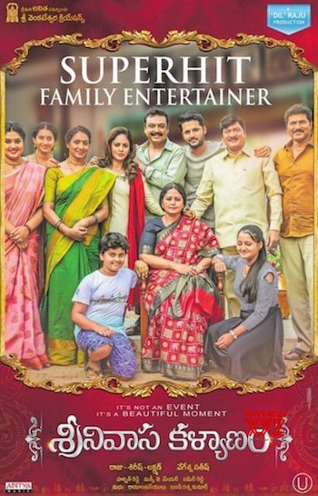 Srinivasa Kalyanam 2018 UNCUT Dual Audio Hindi Movie Download