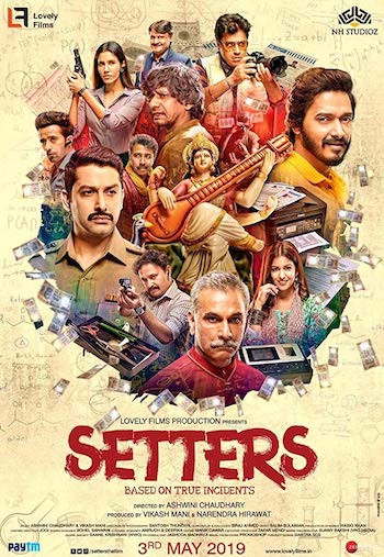 Setters 2019 Hindi 720p HDTV 900MB