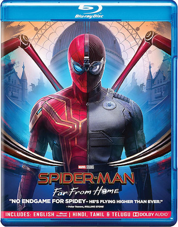 Spider-Man Far From Home 2019 Dual Audio ORG Hindi 720p BluRay 1.1GB