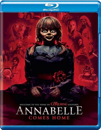 Annabelle Comes Home 2019 Dual Audio Original Hindi BluRay 1080p Download