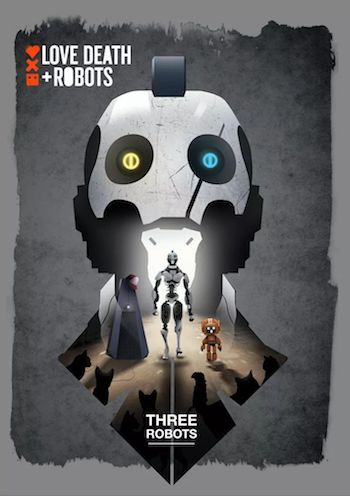 Love Death And Robots S01 Complete Hindi Dual Audio 720p Web-DL ESubs