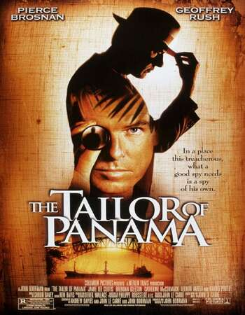 The Tailor of Panama 2001 Hindi Dual Audio 720p BluRay ESubs