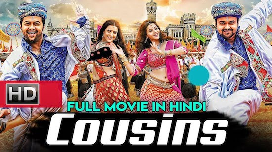 Cousins 2019 Hindi Dubbed 720p HDRip x264