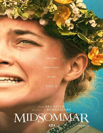 Midsommar 2019 Hindi ORG Dual Audio 500MB DC BluRay 480p ESubs