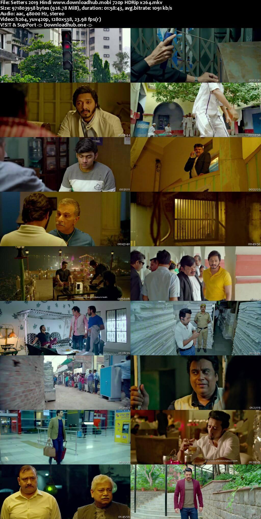 Setters 2019 Hindi 720p HDRip x264