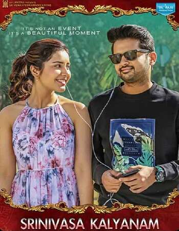 Srinivasa Kalyanam 2018 Hindi Dual Audio 720p UNCUT HDRip ESubs