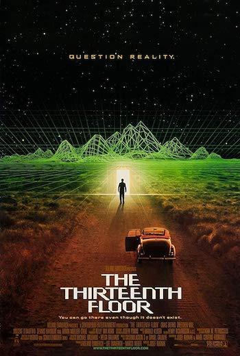 The Thirteenth Floor 1999 Dual Audio Hindi Movie Download