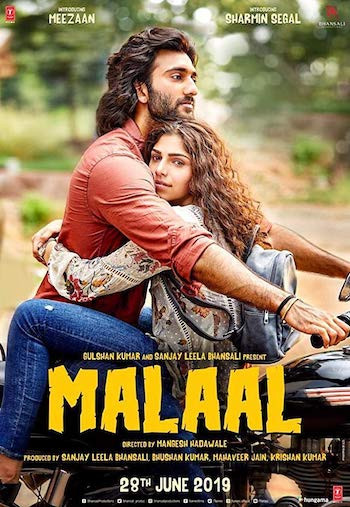 Malaal 2019 Hindi  Movie Download