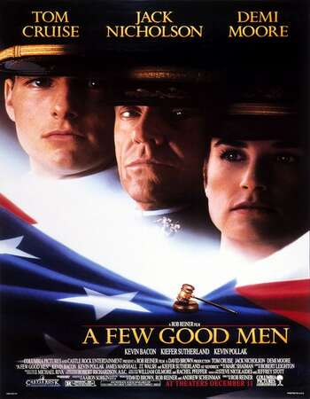 A Few Good Men 1992 Hindi Dual Audio BRRip Full Movie 480p Download