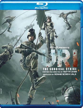 Uri The Surgical Strike 2019 Hindi 720p BluRay 1GB