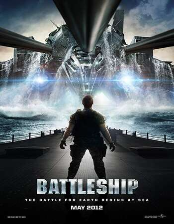 Battleship 2012 Hindi Dual Audio BRRip Full Movie 480p Download