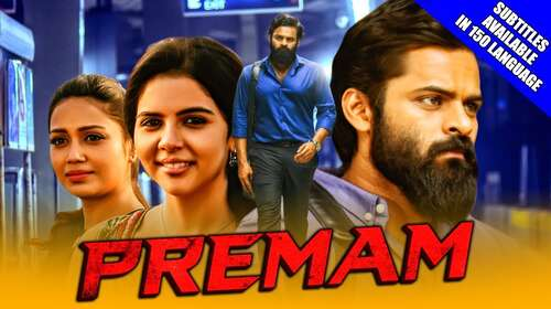 Premam 2019 Hindi Dubbed Full Movie 720p Download