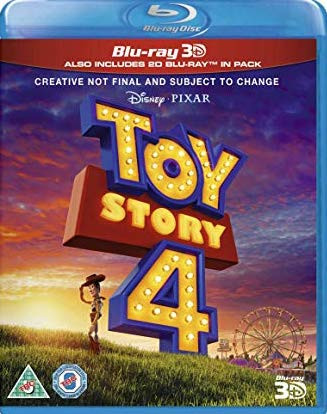 Toy Story 4 (2019) Dual Audio ORG Hindi 720p BluRay 850mb