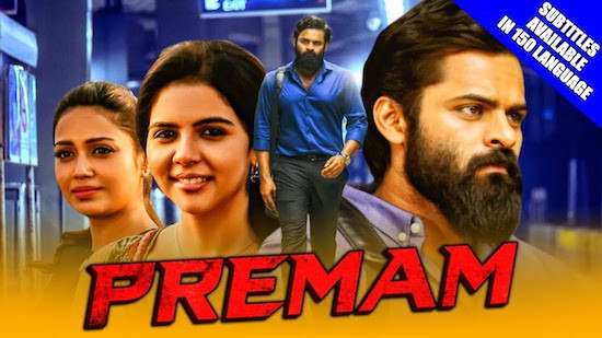 Premam 2019 Hindi Dubbed 720p HDRip 800mb