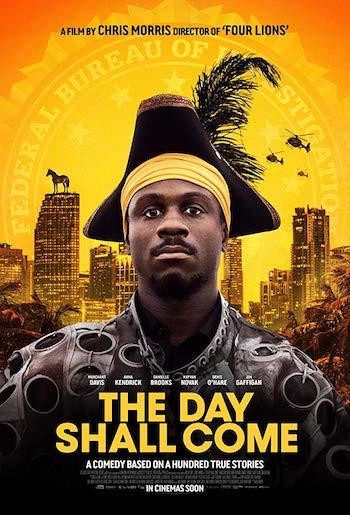 The Day Shall Come 2019 English 720p WEB-DL 700MB ESubs