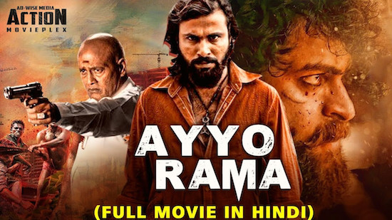 Ayyo Rama 2019 Hindi Dubbed 720p HDRip 850mb
