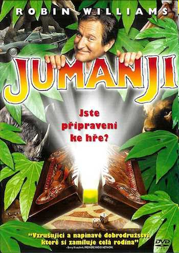 Jumanji 1995 Dual Audio Hindi English BRRip 480p Movie Download