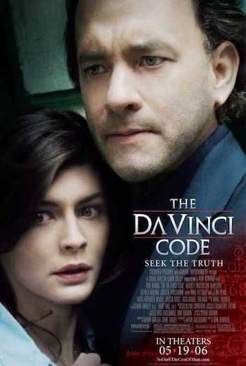 The Da Vinci Code 2006 Dual Audio Hindi English BRRip 480p Movie Download