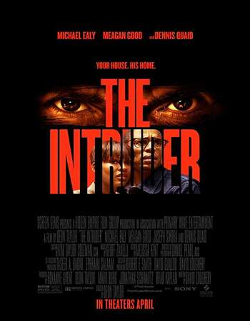 The Intruder 2019 Hindi Dual Audio Web-DL Full Movie 720p HEVC Download