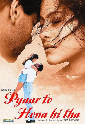 Pyaar To Hona Hi Tha 1998 Full Hindi Movie 480p HDRip Download