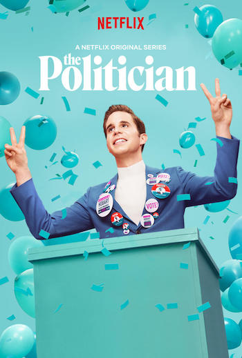 The Politician 2019 S01 Dual Audio Hindi Complete 720p 480p WEB-DL 3GB