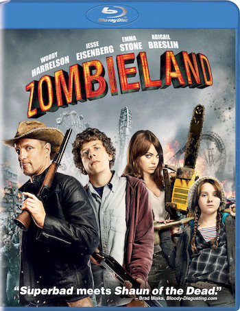 Zombieland 2009 Dual Audio Hindi Bluray Movie Download