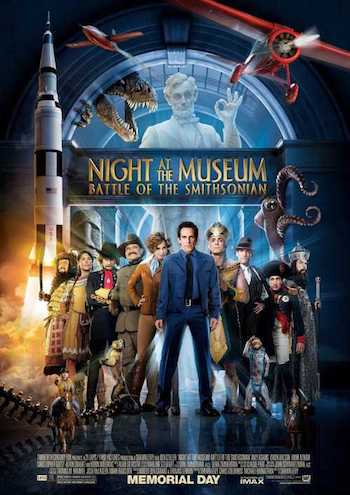 Night At The Museum Battle Of The Smithsonian 2009 Dual Audio Hindi Full Movie Download