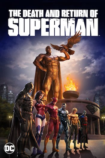 The Death and Return of Superman 2019 English Movie Download