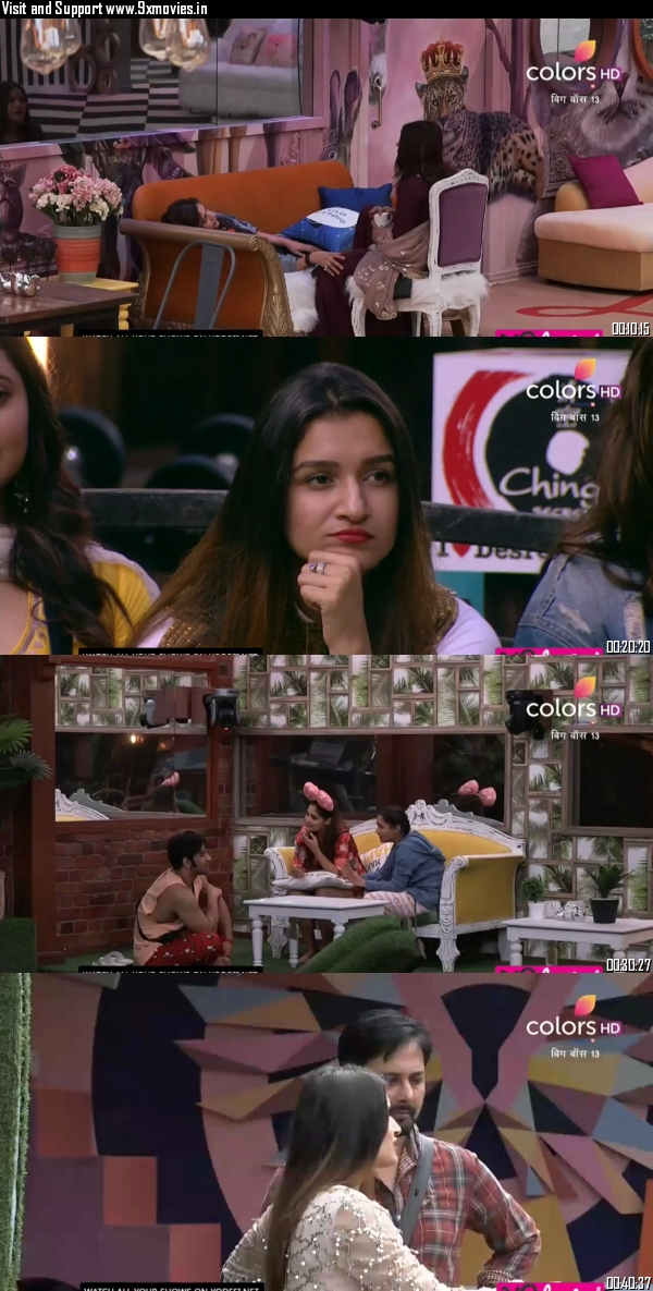 Bigg Boss 01 October 2019 HDTV 720p 480p 400MB