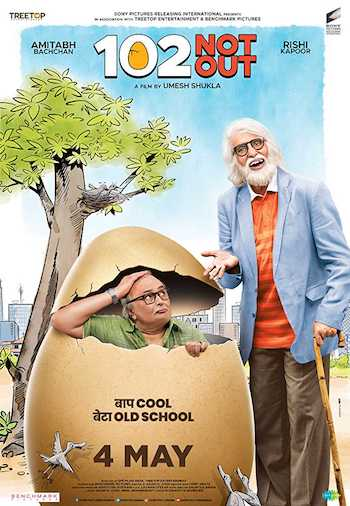 102 Not Out 2018 Hindi Full Movie Download