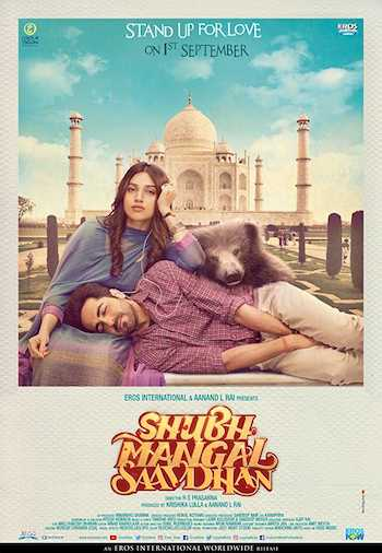 Shubh Mangal Saavdhan 2017 Hindi Full Movie Download