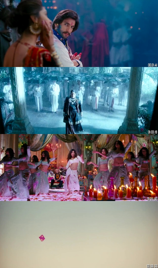 Goliyon Ki Rasleela Ram Leela 2013 Hindi 720p 480p BRRip x264 Full Movie