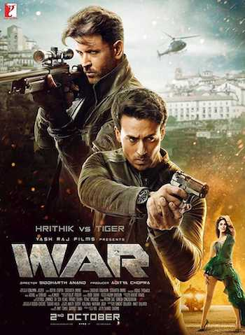 War 2019 Hindi Full Movie Download