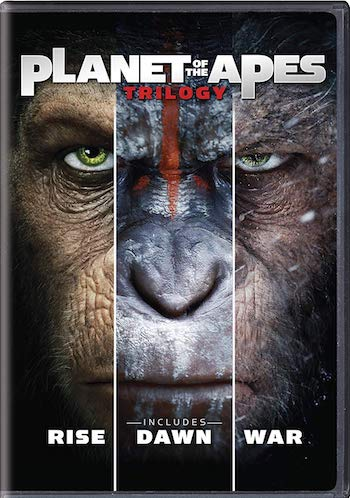 Planet of the Apes Collection (2011-2017) All Movies Dual Audio Hindi Full Movie Download
