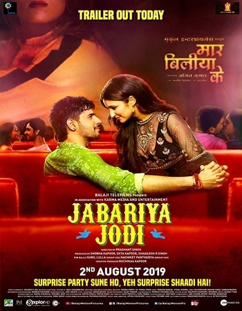 Jabariya Jodi 2019 Full Hindi Movie 720p HEVC HDRip Download
