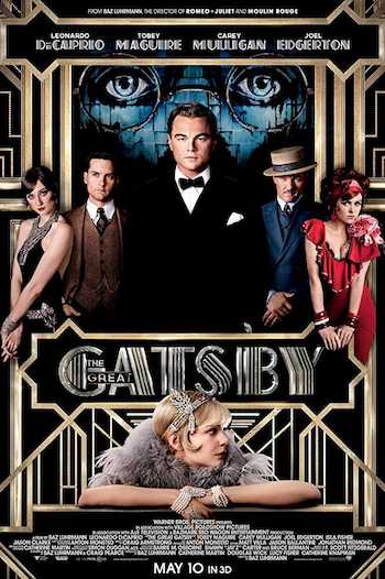 The Great Gatsby 2013 Dual Audio Hindi English BRRip 720p 480p Movie Download