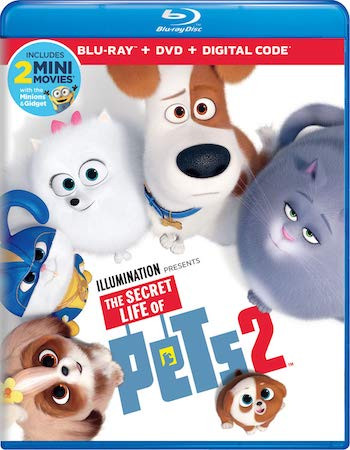 The Secret Life Of Pets 2 (2019) Dual Audio ORG Hindi Bluray Movie Download