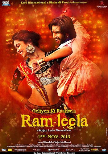 Goliyon Ki Raasleela Ram Leela 2013 Hindi 720p BluRay 1.2GB